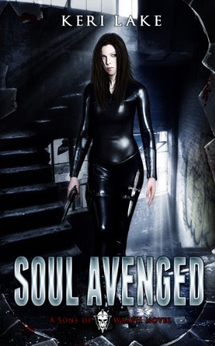 Soul Avenged (Sons of Wrath, #1) by Keri Lake