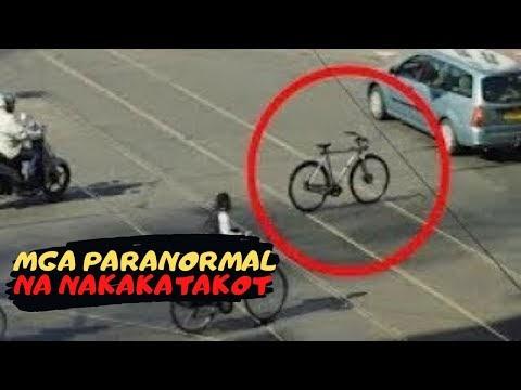 5 Nakakatakot na Paranormal na Pag-Galaw ng Bagay Huli Sa Video