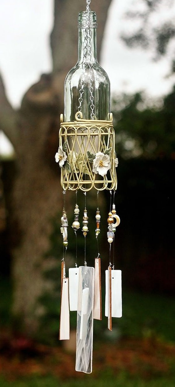 DIY Wind Chime Ideas to Try This Summer (14)