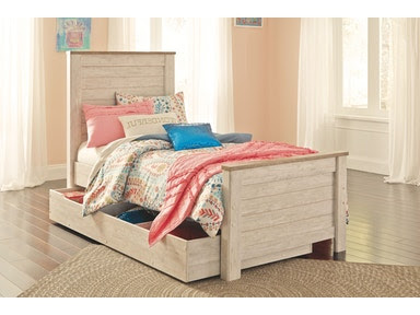 Signature Design By Ashley Bedroom Under Bed Storage B267 60