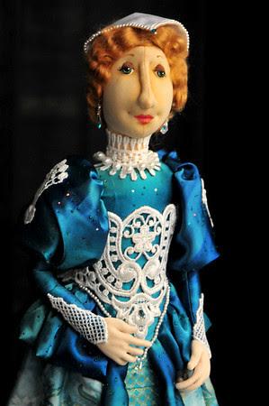 Lady in Waiting by Jo Ann Massey