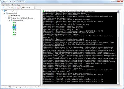 Windows Azure Compute Instance 2