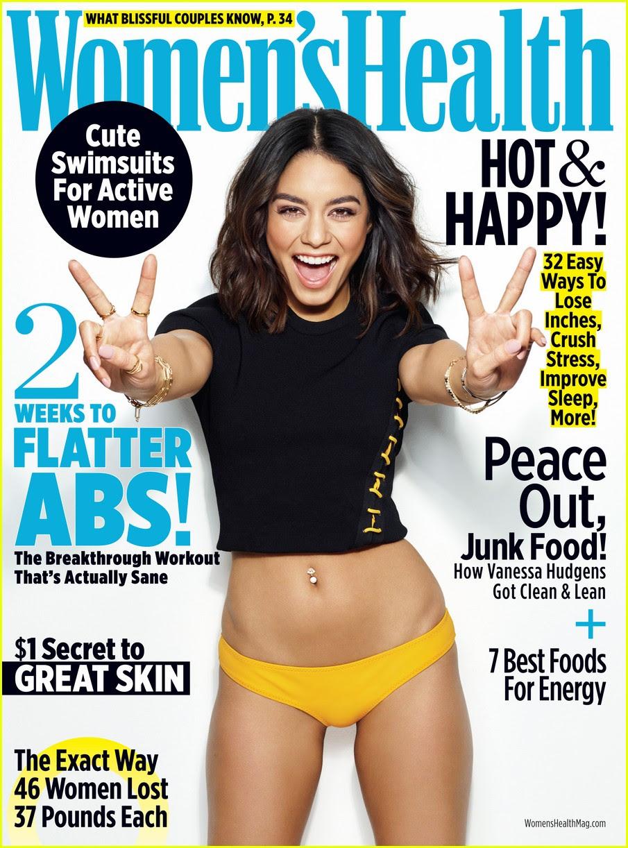 vanessa hudgens womens health cover 023885050
