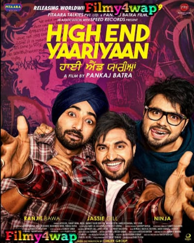 High-End-Yaariyaan-(2019)-Punjabi-Full-Movie