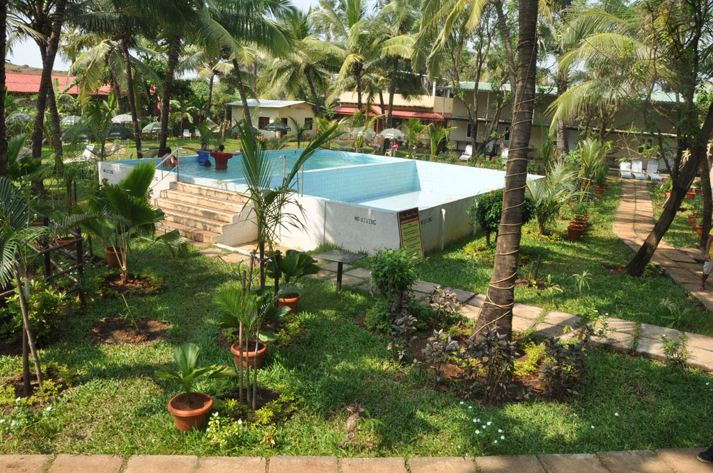 Palm Beach Resort Virar Images Travelers Push