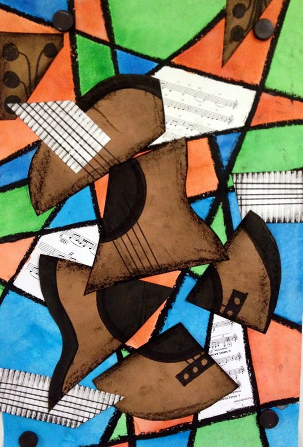 Excellent Examples Of Cubism Art Works (22)