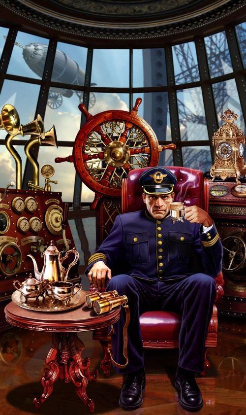 Airship Captain