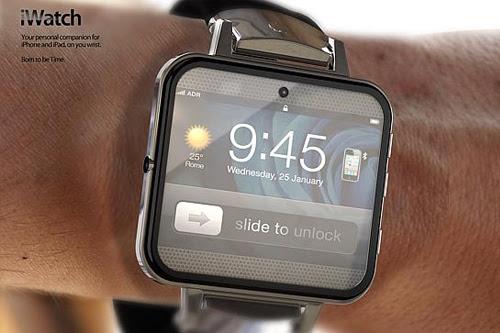 đồng hồ thông minh, iwatch, Apple, đăng ký nhãn hiệu