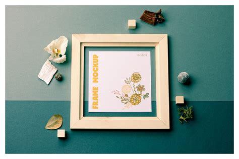 square frame mockup product mockups creative market