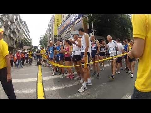 Skopje Marathon 2013
