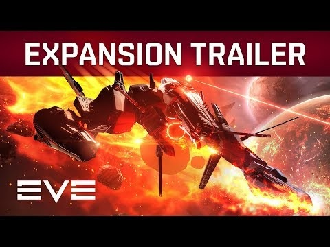 EVE Online: Invasion Chapter 2 is releasing in Nov
