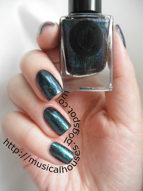 Cirque Epoch nail polish 2
