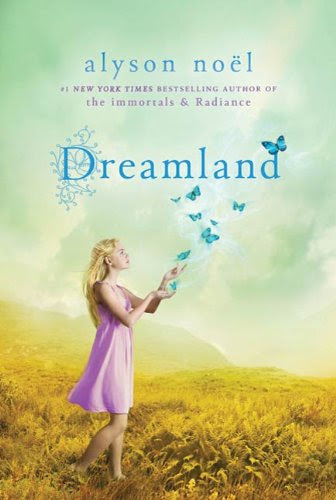 Dreamland: A Riley Bloom Book