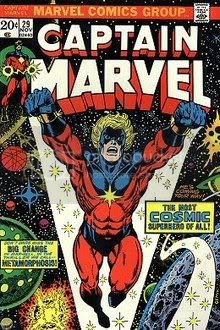 Captain Marvel nº 29