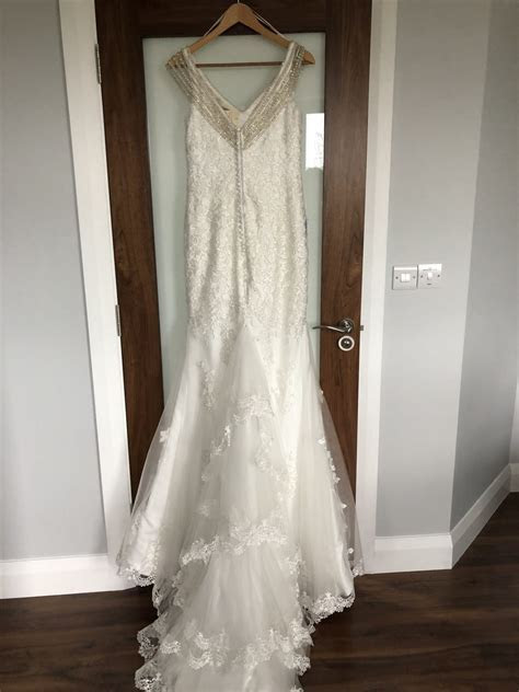 Stunning Ronald Joyce Annabelle Dress   Never Worn   Sell