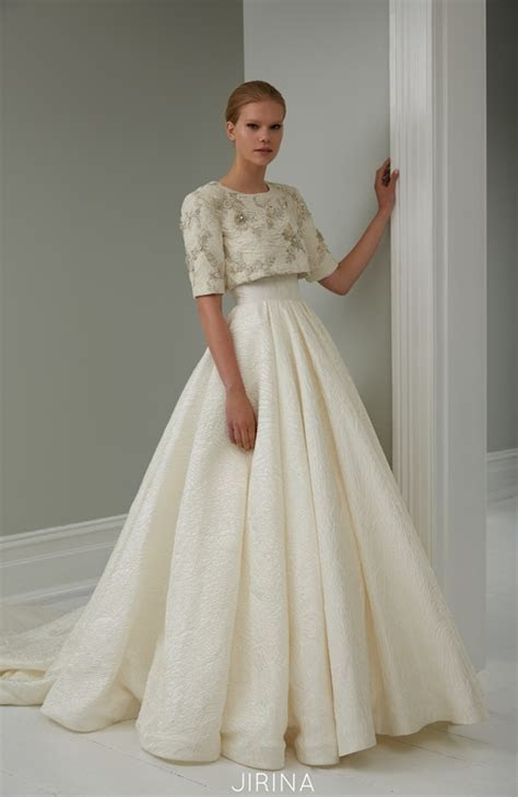 Steven Khalil Bridal 2015 Collection   Aisle Perfect