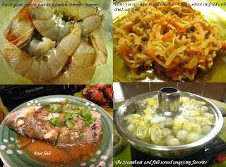 CNY 2008 Dinner