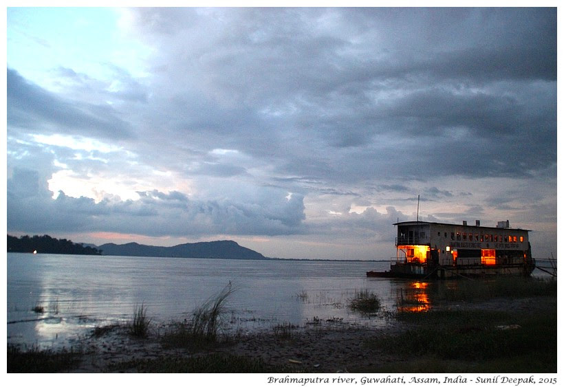 12 Images of Guwahati in 2015 - Images by Sunil Deepak