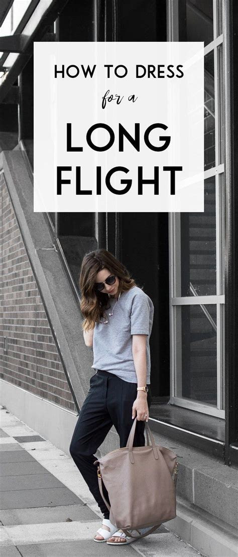 How To Dress For A Long Flight   InfluenceHer Collective