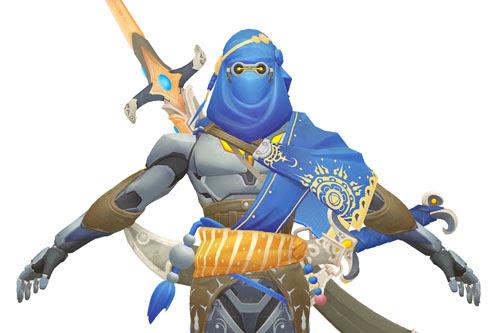 Genji Bedouin