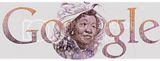 Google Tributes Dorothy Height with a Doodle on Her 102nd Birthday