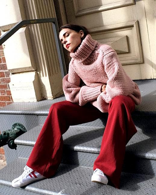 Le Fashion Blog All The Seasons Best Red Pants To Shop Via Styleheroine
