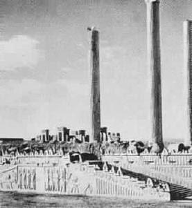 Persépolis.