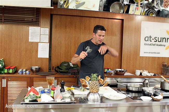 Bob Blumer Cooking Workshop - Chicken Popsicles