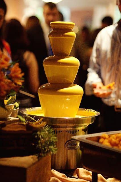 Wedding Nacho Cheese Fountain?   best day ever