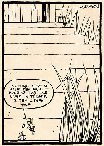 Laugh-Out-Loud Cats #2390 by Ape Lad