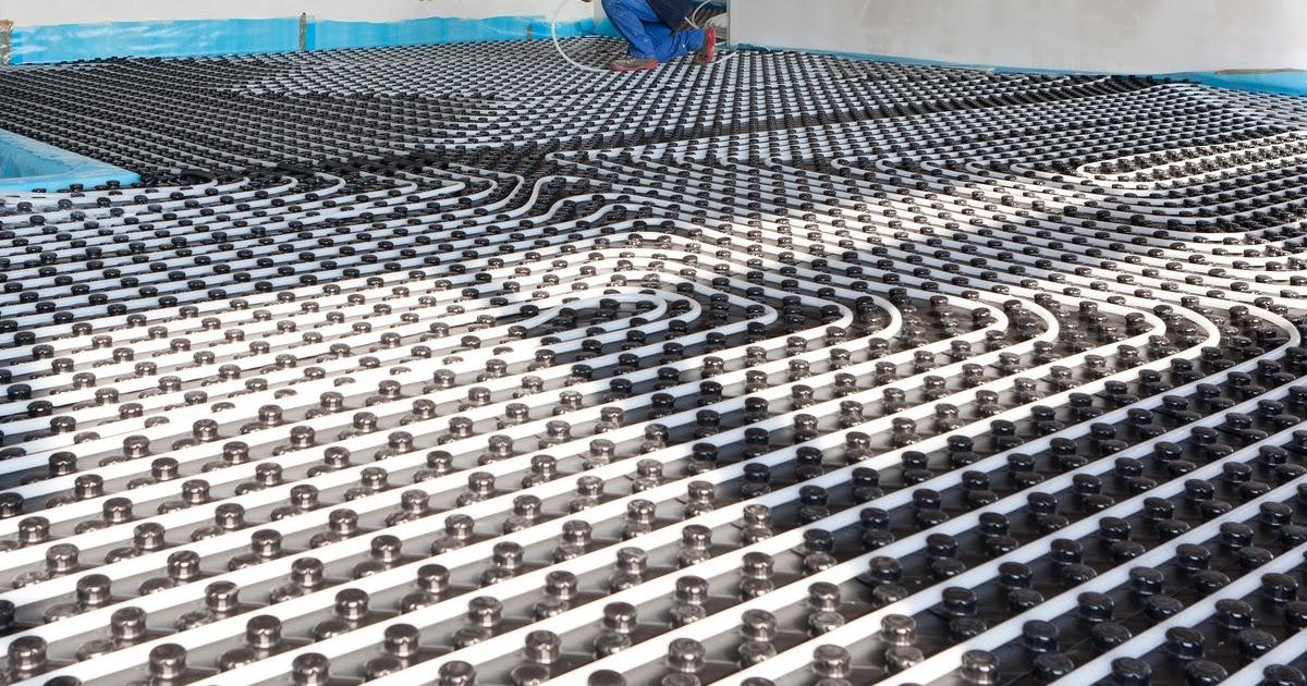 Sch ma r gulation plancher chauffant prix chauffage par for Chauffage watt par m2