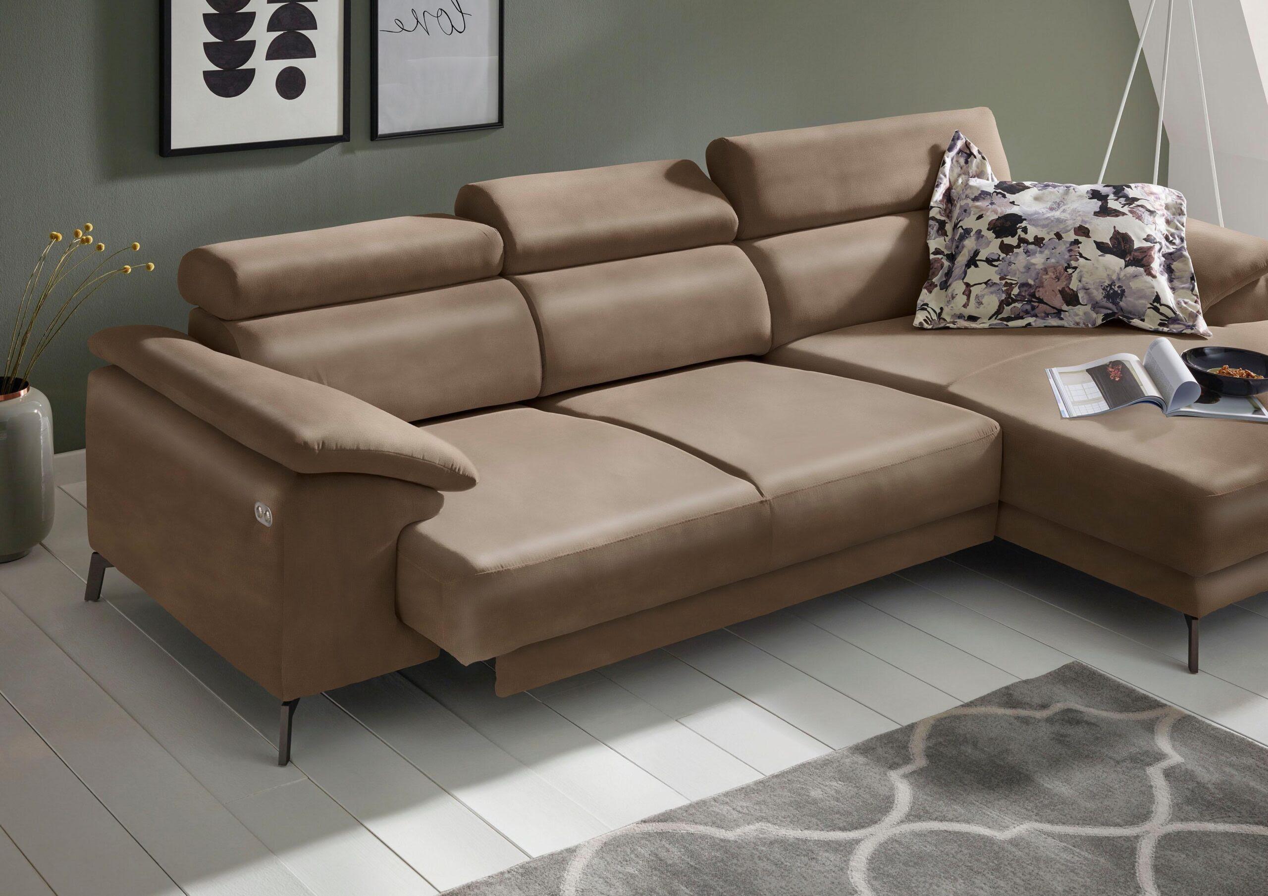 2er Sofa Mit Elektrischer Relaxfunktion Couch Elektrisch ...