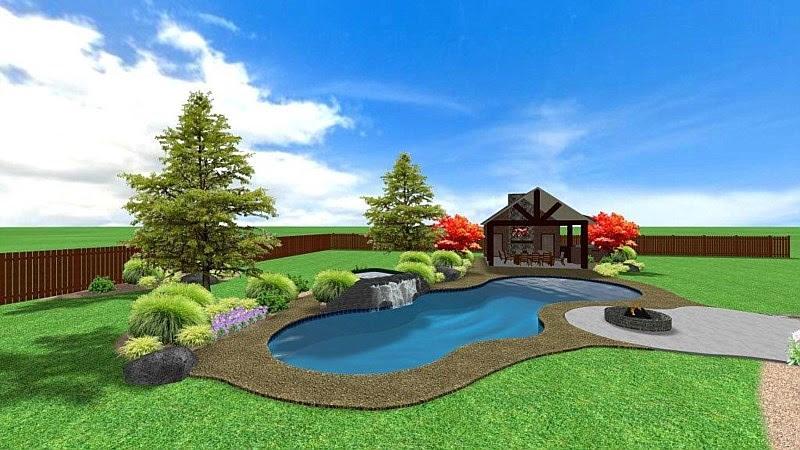 3d Garten Designer Ghgd Landscape Designs Landscape Plans 3d Cad