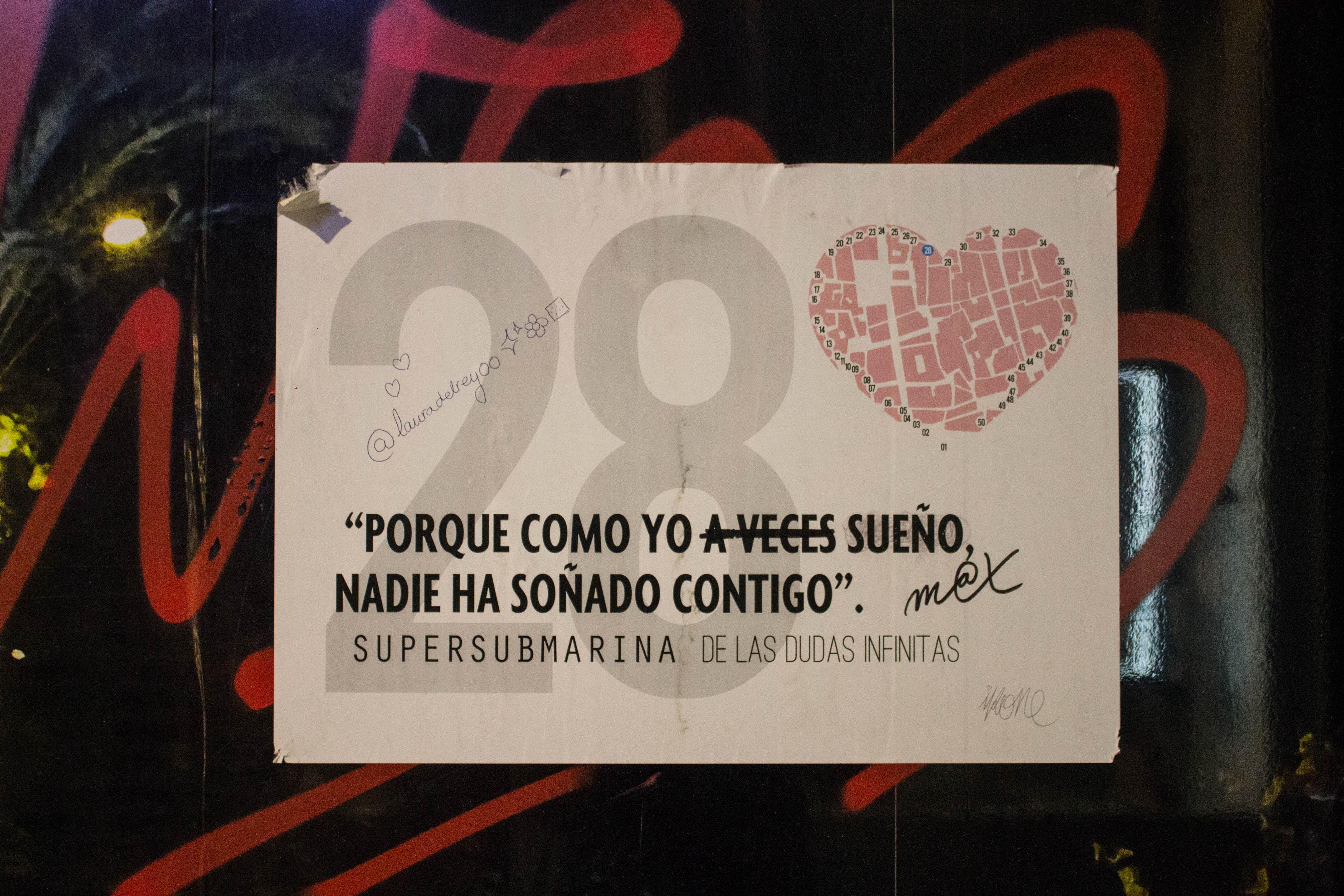 Una Declaracion De Amor Llena Murcia De Frases De Canciones C Mon