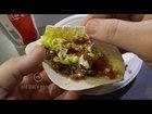 Tasty Steak Tacos at 12th Street Cantina