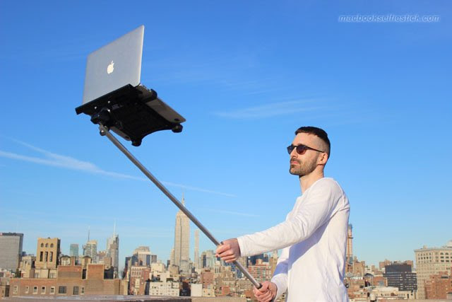 The Macbook Selfie Stick is Now a Thing – PetaPixel (blog)