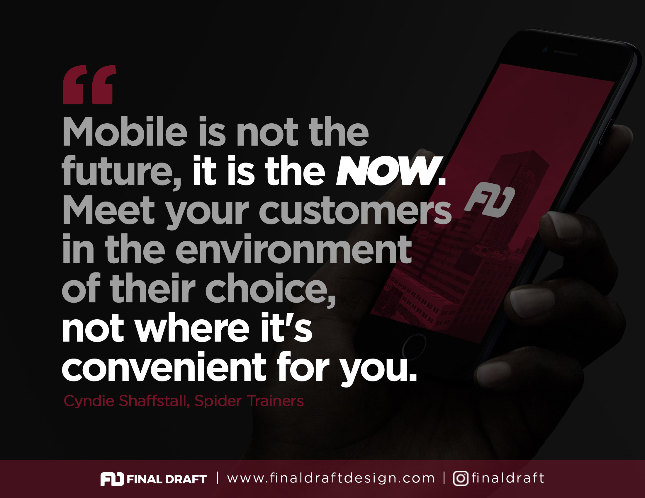 Inspiring Quotes From Marketing Experts About Mobile Marketing