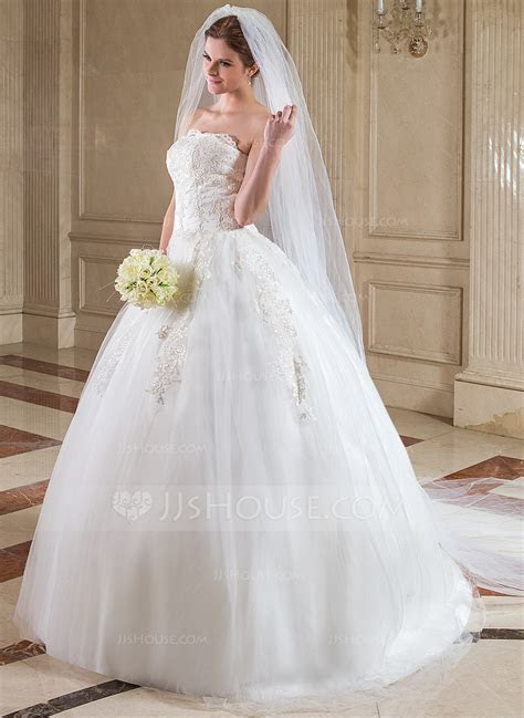 Two tier Cathedral Bridal Veils With Cut Edge (006041349