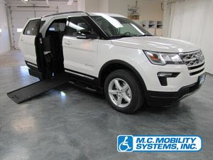 For Sale Braunability Mxv Ford Explorer Wheelchair Suvs