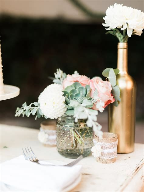 Florals By Jenny: Romantic Succulent Wedding at Franciscan