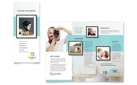 9 Creative Brochure Design Templates for Your Inspiration
