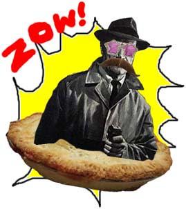 Not a pie