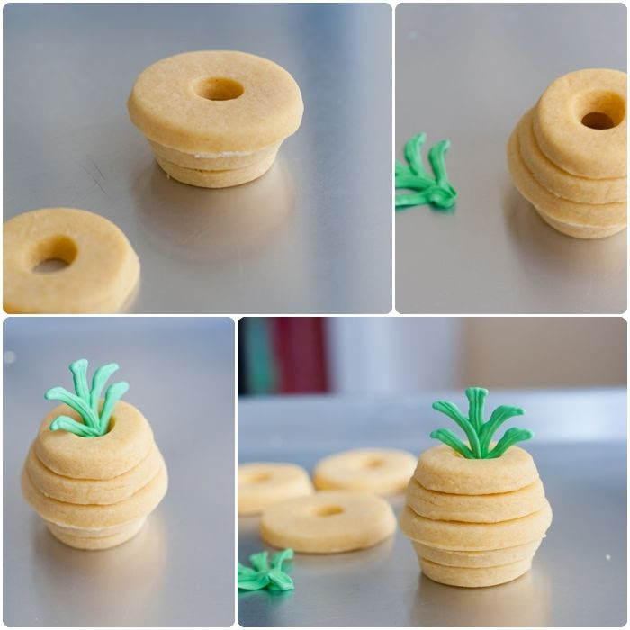 pineapple cookies stack 2 photo pineapples3waysstackedtutorialcollage2.jpg
