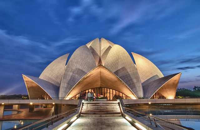 Modern Architecture Of India