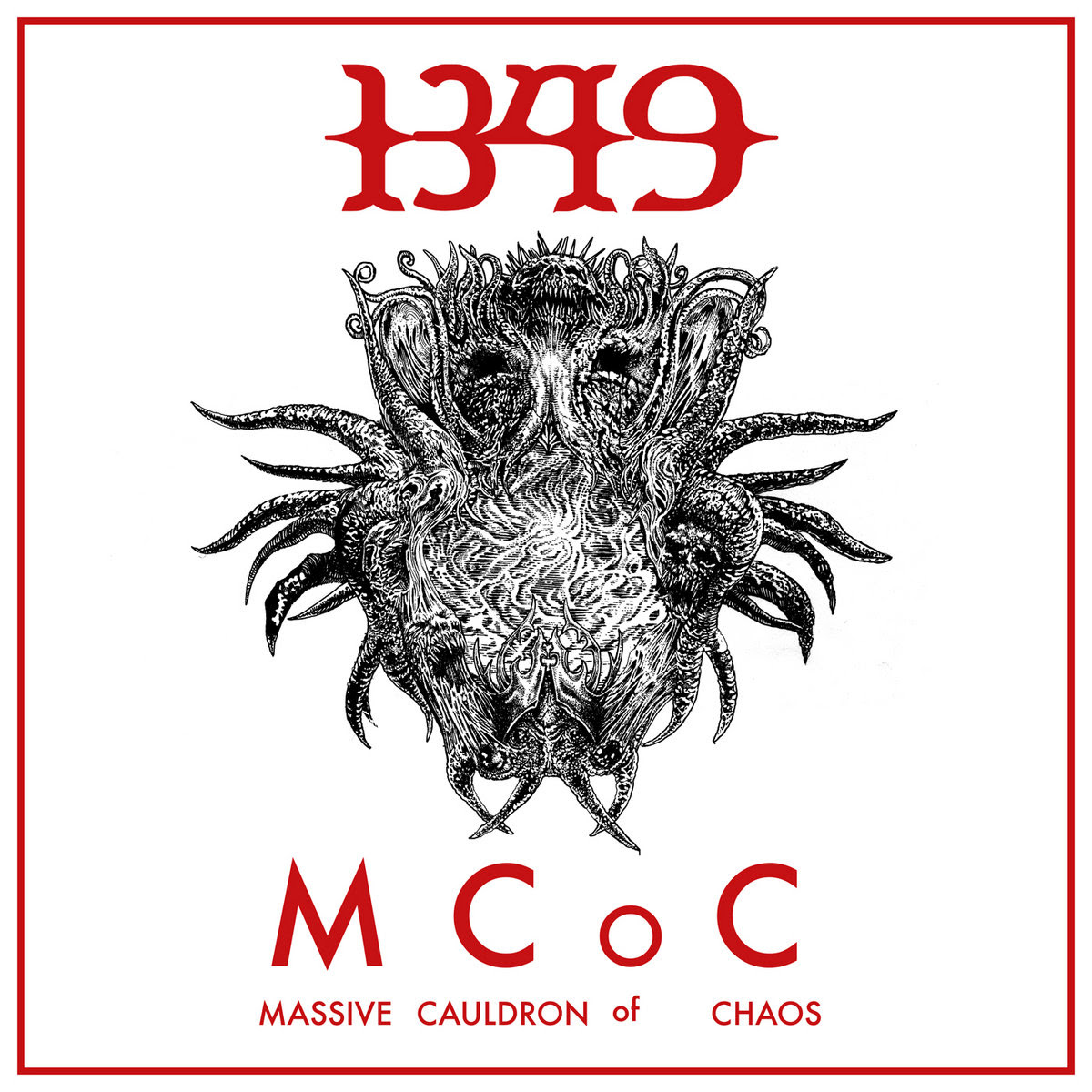 1349 - Massive Cauldron of Chaos (2014)