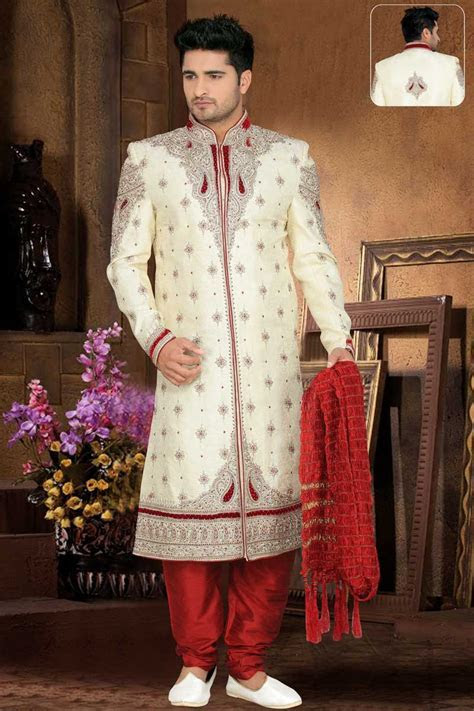 Winter Wedding Fashion For Men A La Indian   Sareez Blog
