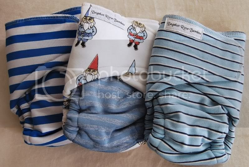 Stripes and Gnomes Ultimate Fit Set--Buy two, plus one free!