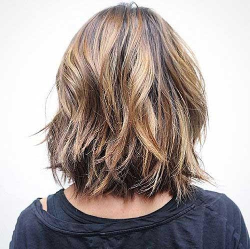 Long Layered Bob Haircuts   Bob Short Hairstyles 2016 2017 Most Popular Short Hairstyles For