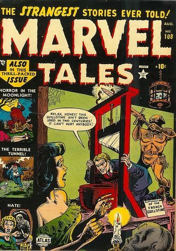 Marvel Tales 108