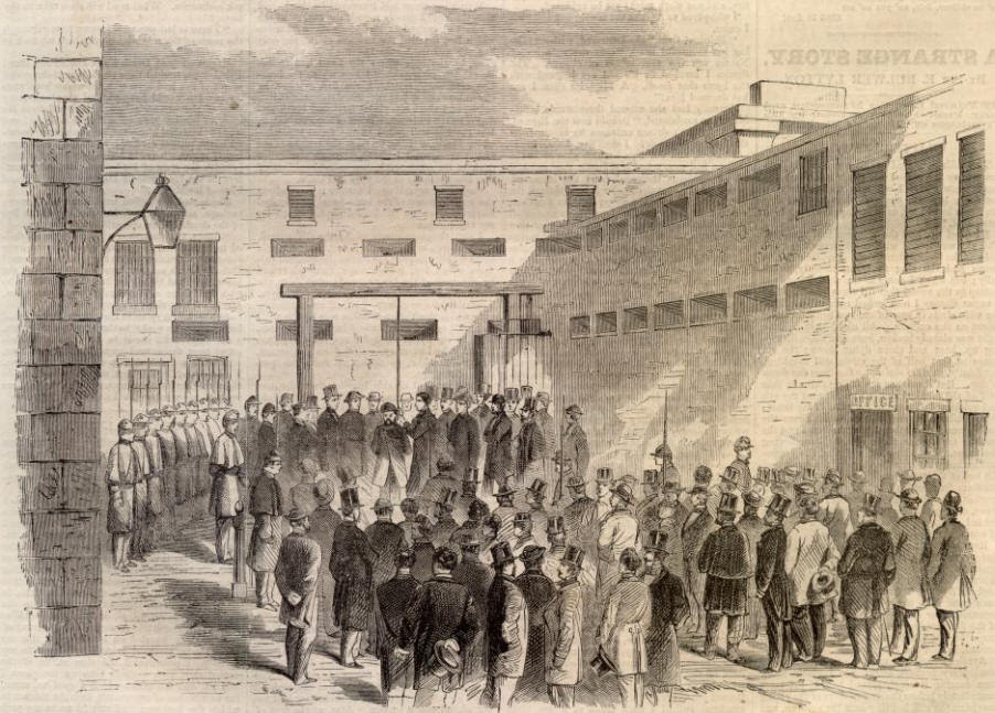Execution of Slave Trader